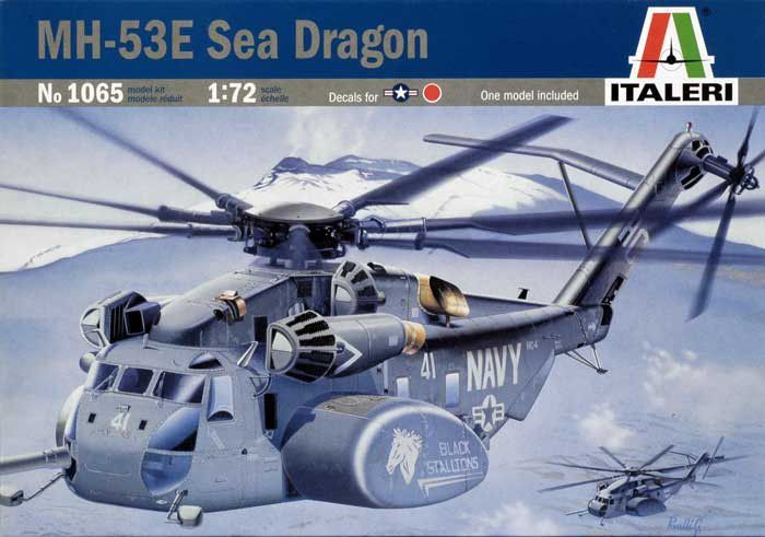 Sikorsky MH-53E Sea Dragon 1065 ITALERI