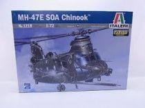 Sikorsky MH-47E Chinook SOA 1218 ITALERI