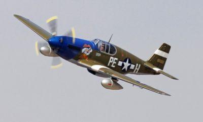 FMS P-51B MUSTANG