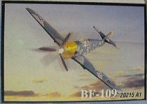 PILOT MODELS KIT BE 109