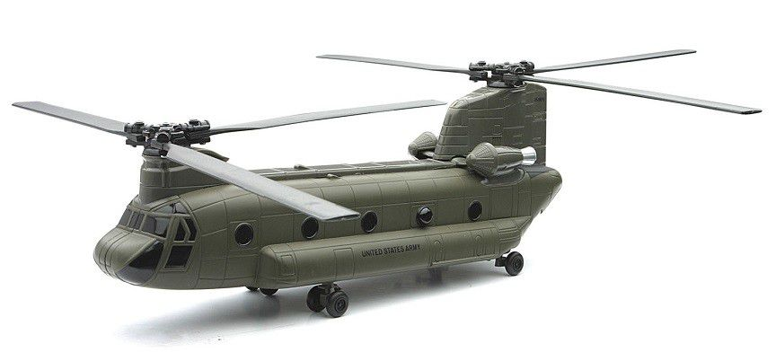 MAQUETTE 1:60 BOEING CH-47 CHINOOK
