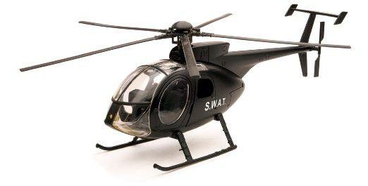 26133 Hélicoptère N.h.-500 S.w.a.t.