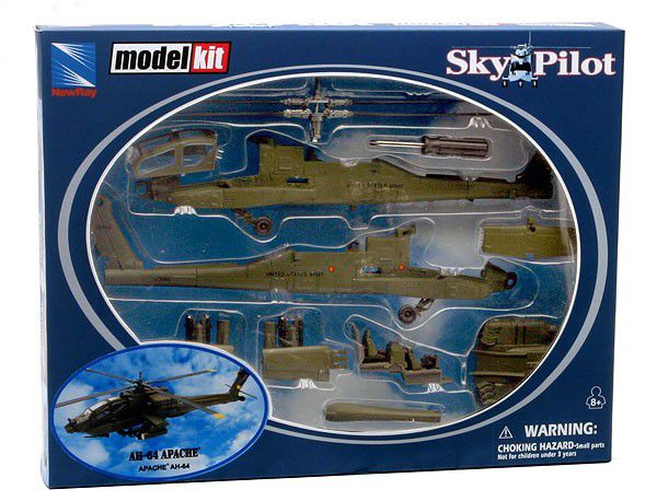 PILOT MODELS KIT AH64 APACHE
