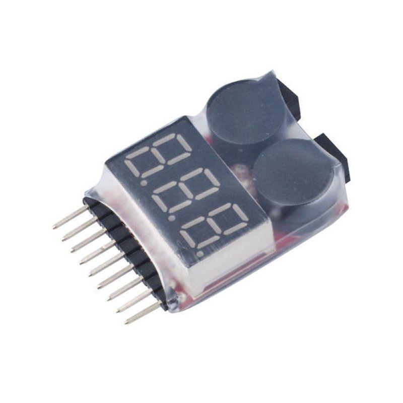 Alarme lipo,BeePo 8S LiPo testeur et buzzer a2pro 7904