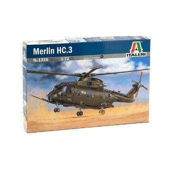 MERLIN HC3 1316 ITALERI