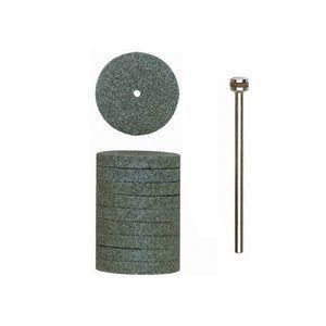 10 disques abrasifs en carbure de silicium ø 22,0 mm PROXXON