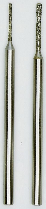 Foret hélicoïdal diamanté PROXXON
