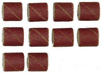 10 bandes abrasives en corindon ø 10,0 mm PROXXON