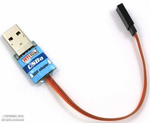 J-USBA - JETI - ADAPTATEUR USB