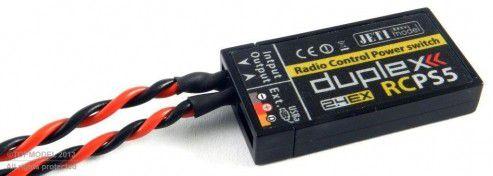 Jeti Duplex - RC Switch 5 5A  JDEX-RCPS5