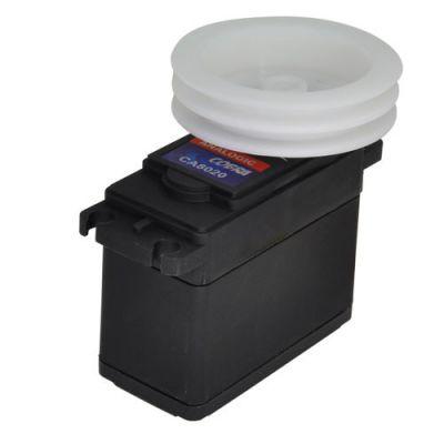 Servo treuil Cobra 20 Kg 7,4v 0.18 Pignons plastiques - CA8020