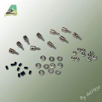 A2PRO DOMINO POUR FIXATION CAP 1.2MM 10PCS