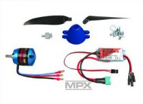 332643 - MULTIPLEX SET DE PROPULSION BLIZZARD TUNING