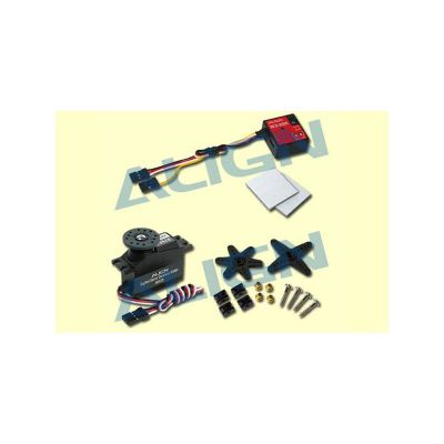 KX870011TA - RCE-600 Head Lock Gyro Combo (RCE-600+DS520) T-Rex 500