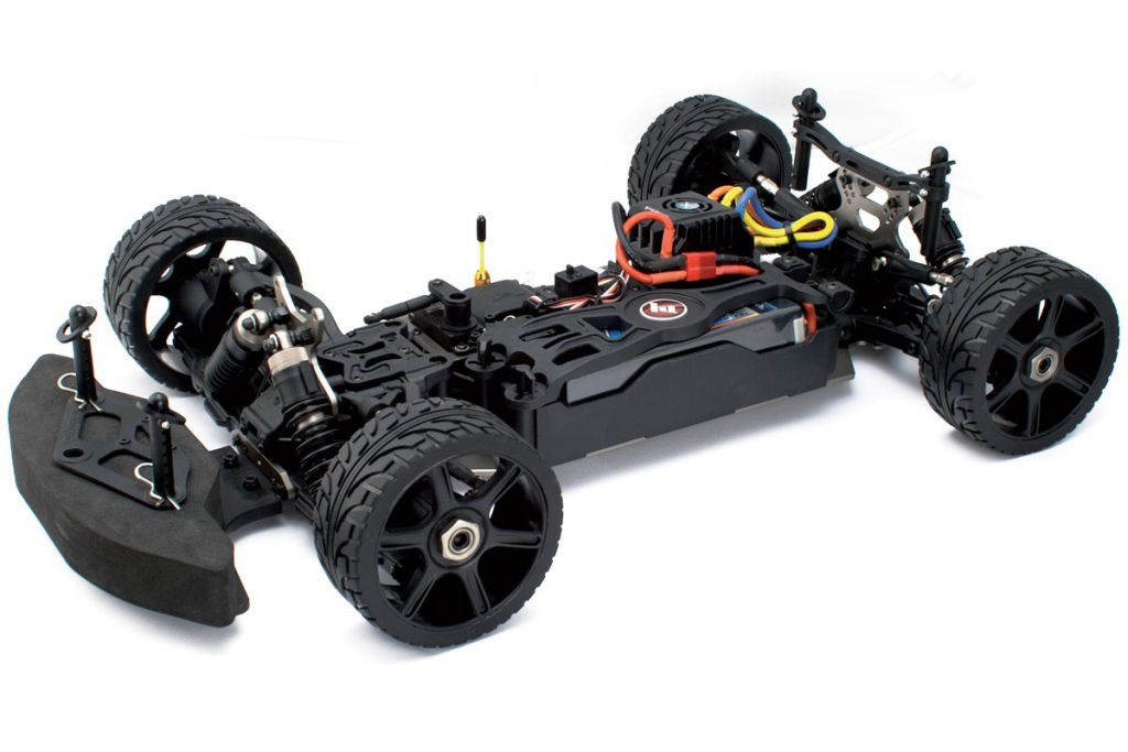 Concept Car Rouge 1/8eme brushless RTR EPX2 GT