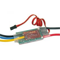 rcsc0013 - CONTROLEUR BRUSHLESS 50A TRIXX V2 500 BEC/FREIN (6-12 NI-MH/2-4 LIPO)
