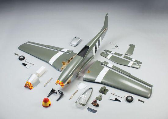 P-51D MUSTANG - ARF