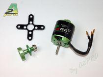 Pro-Tronik Moteur DM2220 Kv1500