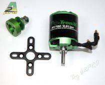 Pro-TroniK Moteur DM2830 Kv780