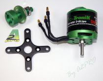 Pro-Tronik Moteur DM3625 Kv650