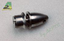 ADAPTATEUR HELICE Cône 4.0mm M5