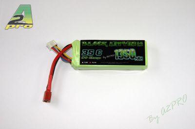 Z03L9135330 - Black Lithium 1350mAh 35C 3S