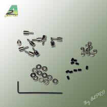 Domino pour fixation càp 1mm / servo (10 pcs)