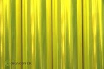 ORACOVER JAUNE FLUO TRANSPARENT 2m