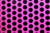 ORASTICK FUN 1 ROSE FLUO/NOIR 2m