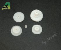 Pignons pour servo 6801NG-D