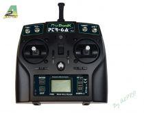 Radio FHSS 2.4GHz 6 voies PTR6A V2 + accu Ni-Mh