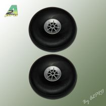 ROUES AIRTRAP 75mm
