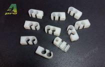 Support de tube silicone (10pcs)