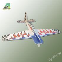 YAK 54 Bleu
