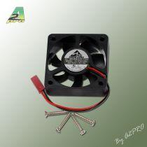 Ventilateur 12V avec prise BEC 50x50x15