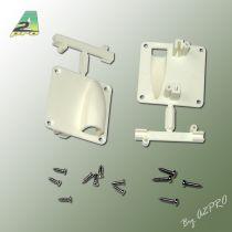 Kit d'installation d'aile pour micro servo