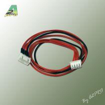 Rallonge 30 cm 22AWG JST-XH 3S - A2PRO - 12344