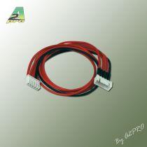 Rallonge 30 cm 22AWG JST-XH 4S - A2PRO - 12345