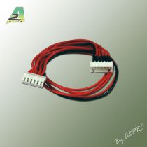 Rallonge 30 cm 22AWG JST-XH 5S - A2PRO - 12346