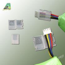 Protection connecteur male JST/XH 3S