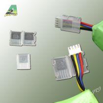 Protection connecteur male JST/XH 4S