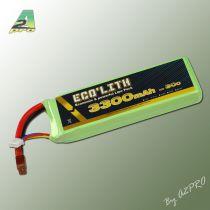 Eco'lith 3300mAh 30C 3S