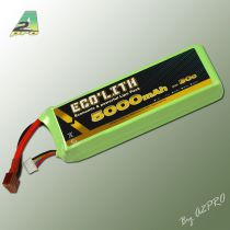 Eco'lith 5000mAh 30C 3S