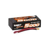 Konect Lipo 5000mah 7.4V 100C 2S2P SHORTY