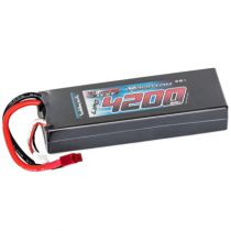 Batterie LiPo 11.1V 4200mA / 40C hard case