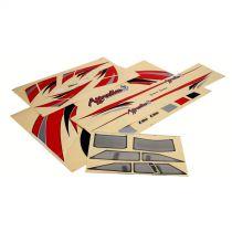 E-FLITE Decal Set: Apprentice ESP - HORIZON HOBBY - Référence: EFL310012