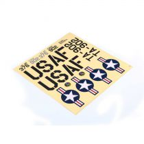 E-FLITE Decal Set: AT-6 1.5 - HORIZON HOBBY - Référence: EFL8756