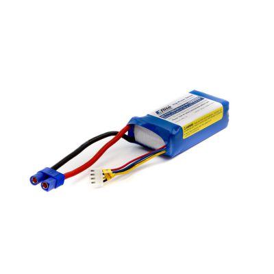 E-FLITE Batterie Li-Po 3S 11,1V 1300mA 20C prise EC3 - HORIZON HOBBY - Référence: EFLB13003S20