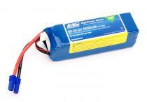 Batterie Li-po 22,2V 6S 4400mA 30C, prise EC5 - HORIZON HOBBY - Référence: EFLB44006S30