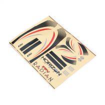 UMX FPV Radian - Planche de décoration - HORIZON HOBBY - Référence: EFLU6701